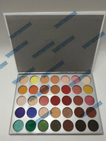 Wholesale good quality makeup palettes - Cosmetics Eyeshadow Palette Waterproof Makeup Eye Shadow Natural Long-lasting and Good Quality Free Shipping