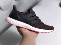 Wholesale dog gym - ULTRA BOOST 4.0 CHINESE NEW YEAR CNY Dog Year Men Running Shoes 2018 UB 4.0 Multicolor Primeknit Breathable Sports Sneakers With Shoes Box