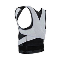 Wholesale shoulder brace support posture correction - Adjustable Magnetic Posture Corrector Back Support Belt Corset Back Shoulder Supports Brace Correction With Thoracic Kyphosis