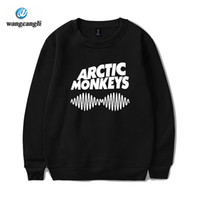 Wholesale Breaking Bad Hoodies - BTS New novelty Arctic Monkeys sweatshirt Breaking Bad Heisenberg Women men O Neck London Boy female fleece hoodies sweatshirts