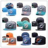 Wholesale Dolphins Snapback - Free Shipping! 2018 New Fashion Pink Dolphin Snapback Hats Snapbacks Hats Snap back Hat snap backs hats caps miami Massachusetts Goleta Cali