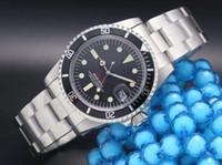 antiguidade safira venda por atacado-2 estilo melhor versão relógios antigos 5513 5512 automático Mecânica Ásia 2813 movimento Relógio 40mm de discagem Sapphire Alta qualidade Mens Watch