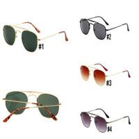 Wholesale full driver for sale - Group buy Brand Sunglasses Men Women Sun Glasses Full Frame Metal Driver Sunglasses Glasses UV400 Protection Goggle Free Ship