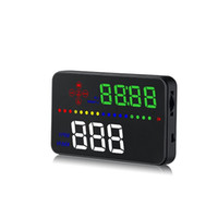 ingrosso auto hud obd2-A300 HUD Head-up Display Car Tachimetro OBD2 Smart Digital Computer di viaggio OBD 2 Scanner OBD2 Strumento diagnostico Allarme velocità