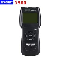 Wholesale Toyota Canbus - D900 CANBUS OBDII Live PCM Data scan tool OBD2 Code Reader