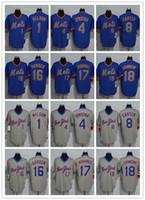 Wholesale dwight gooden jersey for sale - Group buy Men NY Mets Mookie Wilson Lenny Dykstra Gary Carter Dwight Gooden Keith Hernandez Darryl Strawberry Baseball Jerseys