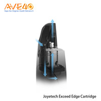 Wholesale electronics spares for sale - Group buy 5pcs Joyetech Exceed Edge Cartridge ml for Exceed Edge starter kit High Quality Electronic Cigarette Spare Part Original