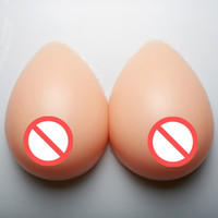 Wholesale Silicone Crossdresser Breast - 100% Medical Touching Feel Realistic Silicone breast forms Artificial Breasts Silicone Breast Forms Fake Boobs For Crossdresser