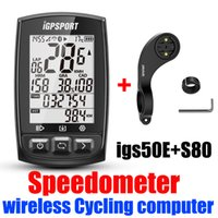 Wholesale Wireless Odometer - With holder Bluetooth 4.0 Bicycle Speedometer & Odometer ANT+ Wireless Waterproof Cycle Bike Computer Multi-Functions by Xingcr