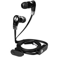 Wholesale super basses resale online - 2018 Langsdom JM02 Tangle Free Earphone Super Bass Sound mm In Ear Earphone with Mic Remote Control For iPhone Samsung HTC Retail Package