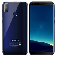 Wholesale android mp4 video - 5.5 Inch Cubot R11 WCDMA Android 8.1 RAM 2GB ROM 16GB MP4 Cell Phone Dual SIM Card Camera WIFI Bluetooth Smartphone With Fingerprint