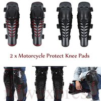 Wholesale gear atv for sale - Group buy Motorcycle Riding Knee Protector Motorbike Racing ATV Knee Elbows Pads Guards Set Outdoor Sports Protective Gear Accessories BBA203