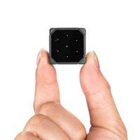 dalış maskesi video kamera toptan satış-Yeni 1080 P 12MP Mini Taşınabilir Kamera HD Mini Taşınabilir DVs Dadı Kam Gece Görüş Taşınabilir Hareket Algılama Güvenlik Kamera Mini Spor kamera