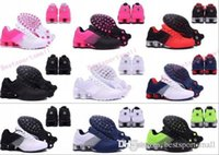 Wholesale Brand Shoes Online - cheap shox shoes deliver NZ R4 809 men running shoes brand for basketball sneakers sports jogging trainers best sale online discount store