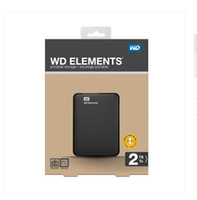 Wholesale usb hard drive online - New WD Elements TB hd externo portable external hard disk drive USB hdd tb
