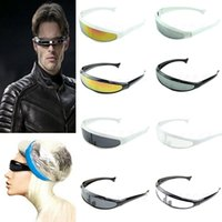 Wholesale 1Pc Motorcycle Bicycle Cycling Glasses Sunglasses UV400 Anti Sand Wind Protective Goggles