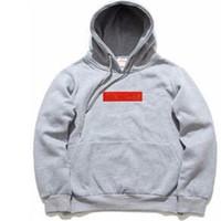 yeni moda tasarımcısı sweatshirtler toptan satış-Tasarımcı Hoodie Erkekler Kadınlar Lüks Hoodie Kapşonlu Sweatshirt Yeni Moda Standı Yaka Hood Kazak Mens Hoodie Pamuk Blend Boyutu S-3XL