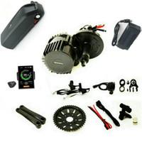Wholesale Gear Driven - Bafang 8fun BBSHD Mid Drive Kit Motor, 48V 1000W DIY Trike Ebike Kits Extra Connectors For Gear sensor&Light With Hailong Battery