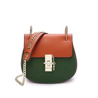 Wholesale shell korean - Korean Three Colors Casual Leather Shoulder Bag For Women Small Messenger Bag For Women Cross Body