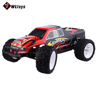 Wholesale cross country designs - wholesale L313 RC Cars 2.4GHZ 1:10 50 KM H Special Design Electric RTR RC Cross Country Racing Car Vehicle