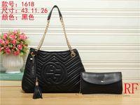 Wholesale designer name handbags - 2018 styles Handbag Famous Designer Brand Name Fashion Leather Handbags Women Tote Shoulder Bags Lady Leather Handbags Bags purse1618