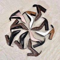 zapato menos al por mayor-2018 Zapatos de verano de las mujeres Sandalias de la boda del partido Zapatos Sandalias de tacón bajo con punta estrecha Menos zapatos de las señoras US 4-11 D0239