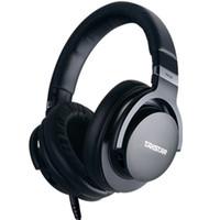 aufnahme kopfhörer groihandel-Original Takstar PRO82 / Pro 82 Professional Monitor Kopfhörer HIFI Headset für Stereo, PC-Aufnahme K Song-Spiel, Bass einstellbar Überwachung