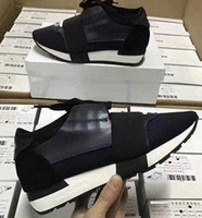 Wholesale Popular Fabric Prints - Popular 2018 Hot Sell Lovers Men's Women's Low-Top Espadrilles Shoe Mesh Casual Sneakers Leather Flat Casual Sports Shoes 35~45 @1@39
