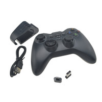 смарт-джойстик оптовых-Android Wireless Controller For PS3 Console/Phone/PC/TV Box Joystick 2.4G Joypad Game Controller For Xiaomi Smart Phone
