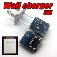 Wholesale original wall charger iphone online - Original Quality AA USB Power Adapter Wall Chargers V A US EU UK Plug for iPhone with Retail Package