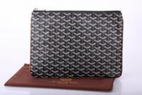 Wholesale wallet badges - Clutch handbag Purse Wallet Cosmetic Bag G02 badge Graffiti Mosaic Mini Clutch Ley Boy Chain Bag Flap Bag