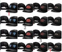 Wholesale love balls for women - Snake Caps Tigers Snapback Baseball Caps Leisure Hats Bee Snapbacks Blind Hats outdoor golf sports Loved hat for men women