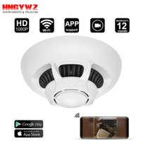 Wholesale Spy Smoke Detector Wifi - WiFi Spy Camera Detector,DigiHero HD 1080P Camera Smoke Detector,Security Camera with Live Viewing and Recording