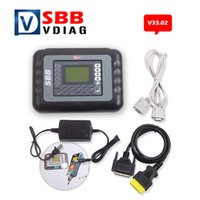 Wholesale Ford Brand Cars - 2018 Silca Immbolizer SBB V33.02 Key Programmer 9 Languages For Multi-Brands Car Auto Key Silca SBB Key Programmer V33.02 sbb