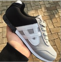 Wholesale Light Weight Cotton Fabric - Men casual shoes Light weight Breathable Comfortable Skidproof Rubber sole Walking shoes Canvas material Good quality 36-45Free shipping