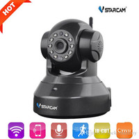 Wholesale camera ip hd onvif - VStarcam HD 720P Wifi IP Camera Use eye4 App CCTV Wifi Camera Support 128GB Card H.264 Wireless Night Vision P2P Onvif Camera Hot +B