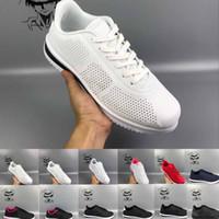 Wholesale sport wear shoes casual - new 2018 Cortez men women breathable light plus-size pu Forrest gump shoes wear casual sport fashion Women's Jogging shoes