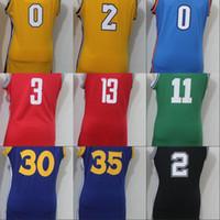 Wholesale Green Hd - Lady Basketball Jersey StEpHen CuRRy Kevin Durant Kyle Kuzma Lonzo Ball Chris Paul JM HD Kyrie Irving Kawhi Leonard Russell Westbrook Jersey