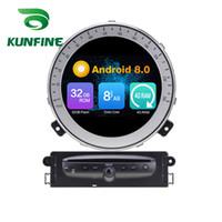 ingrosso schermo lancer-Octa Core 4 GB di RAM Android 8.0 Auto DVD GPS Navigation Multimedia Player Car Stereo per BMW Mini Cooper Dopo 2006-2013Year Radio Headuint Wif