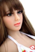brinquedos sexuais chinês para o sexo masculino venda por atacado-Frete grátis 100 cm Top Quality Boneca Sexual de Silicone Real Com Esqueleto Japoneses Boneca do Amor Dos Homens Masturbador não boneca Inflação