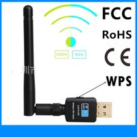 Wholesale 2 G G dual frequency wireless network card AC USB dual frequency m wireless network card