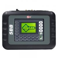 Wholesale sbb immobilizer - Newest SBB V46.02 OBD2 Immobilizer Key Programmer