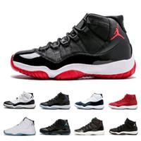 best sneakers f2a92 138d6 AAA + 11s 11 Basketball Schuhe Männer Frauen High Gym Red Midnight Navy  Metallic Gold Barons Turnschuhe Männer Georgetown Gezüchtet Concord  Sportschuhe