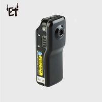 kamera pc video drahtlos großhandel-ET MD81 Mini Wireless Kamera Unterstützung Android IOS WiFi Camcorder Videoaufnahme Micro Kamera Für Smartphone Tablet PC Überwachung