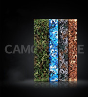 Wholesale sun net shade for sale - Group buy Camo Camouflage Net Polyester Fiber Sunscreen Sun Shading Nets For Outdoor Camping Shade Militar With Mesh Shelter Creative yh B