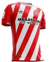 Wholesale 18 top quality Girona FC soccer jersey home BERNARDO GORKA JOHAN PERO MARC PABLO girona fc jersey football jerseys