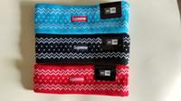 sport absorbant la sueur achat en gros de-Bandeau de sport en coton polaire 17fw pour hommes Femmes Yoga Run Corde élastique en coton