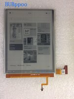 lector de pantalla lcd al por mayor-BUBPPOO Original Nueva ED068TG1 (LF) Pantalla LCD + Retroiluminado para KOBO Aura HD Reader Pantalla LCD envío gratis