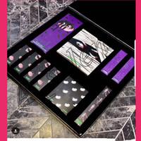ingrosso scatola grande rossetto-2018 I più recenti THE BUNDLE HALLOWEEN BUNDLE Set per il trucco Set da trucco big box Monster Haunt It Metallic Lipstick Hello Ghordous Glitter Eyes