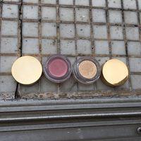 Wholesale Powder Creme - in stock Jen Birthday Editon Cosmetics Creme Shadow Copper  Rose Gold black brown Creme OMBRE perfect
